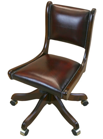 southern comfort furniture leather desk chairs regency chair