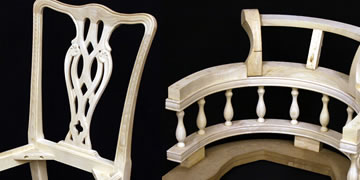 Dining Chair And Desk Chair Frames